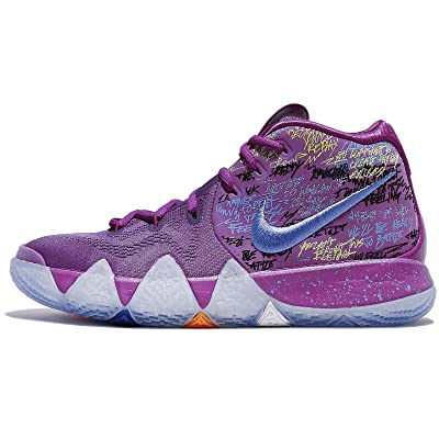new style 2f979 9167c NIKE Kid's Kyrie 4 EP GS, Multi-Color/Multi-Color, Youth ...