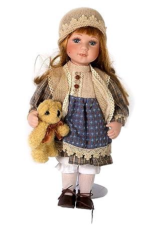 Affascinante Testa bambini collezione per in bambola porcellana da arti e DEIH92