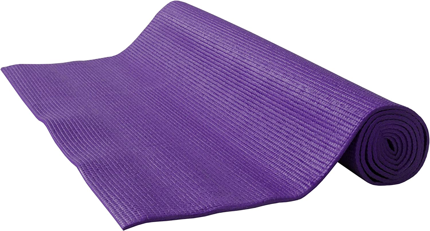 60 Long Kid Size Yoga Mat 1//8 Thick No Phthalates or Latex Non-Skid 24 Wide Non-Toxic Premium Quality SGS Certified