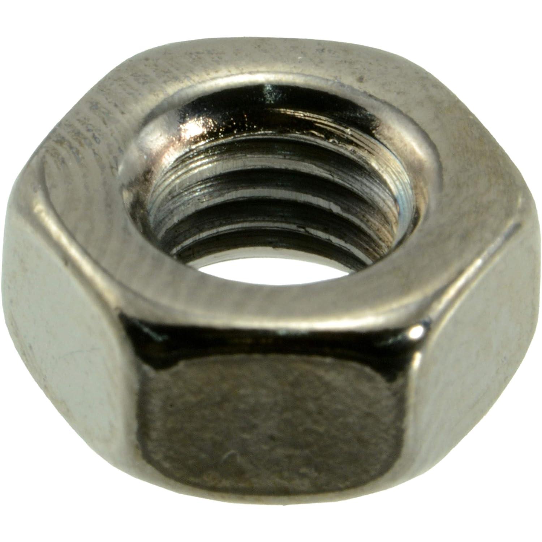Hard-to-Find Fastener 014973435660 Hex Nut Piece-10 Midwest Fastener Corp 1//4-28