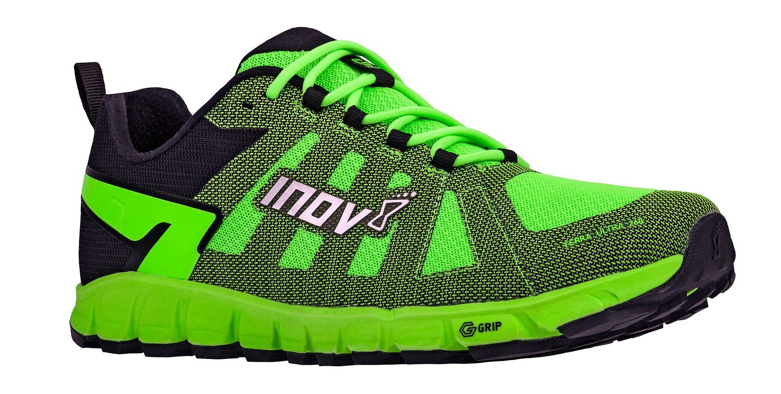 Inov-8 Unisex Terraultra G 260 Trail Running Shoes (M5.5/ W7) Green/Black by Inov-8