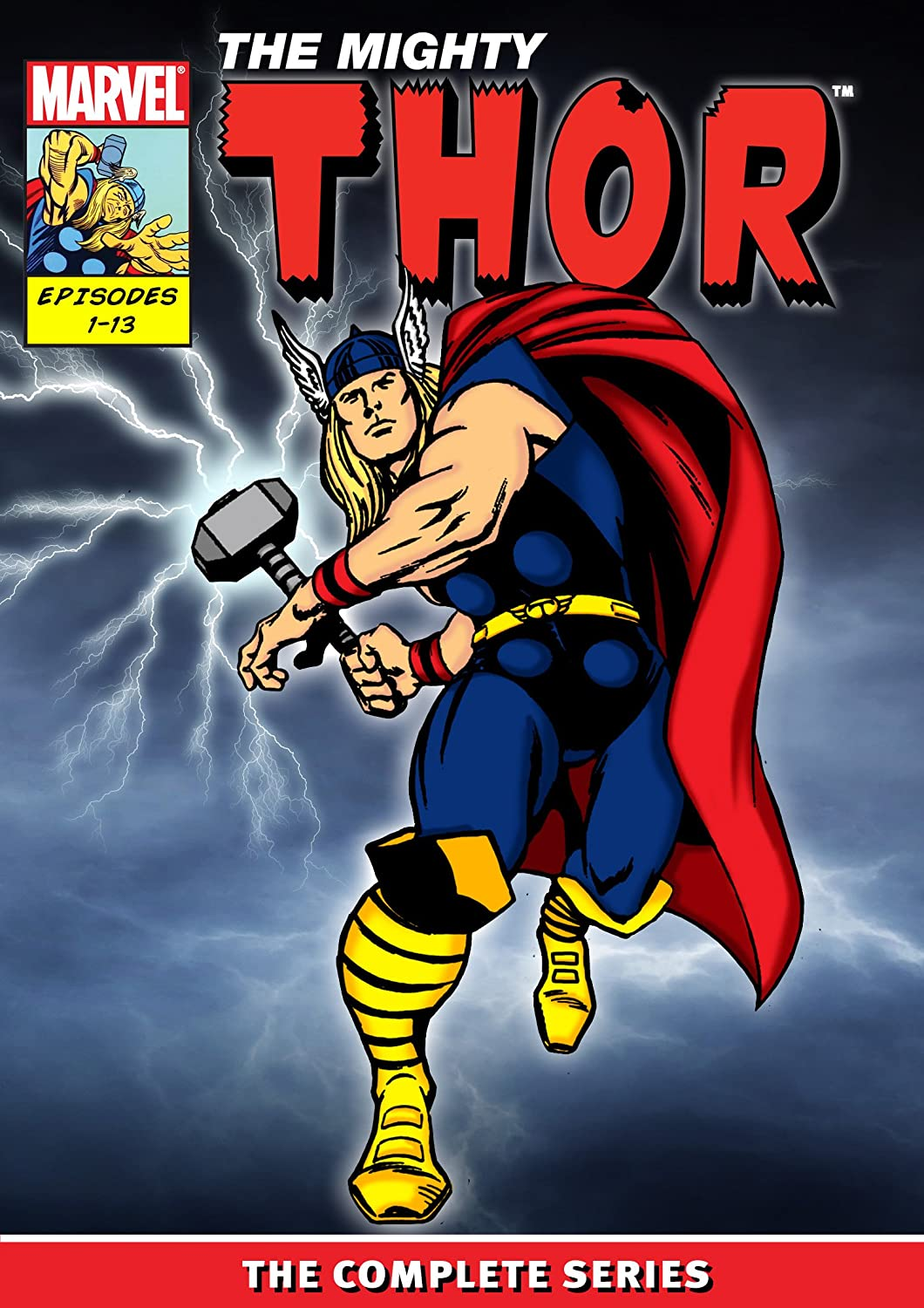 The Mighty Thor The Complete 1966 Series Marvel Super Heroes