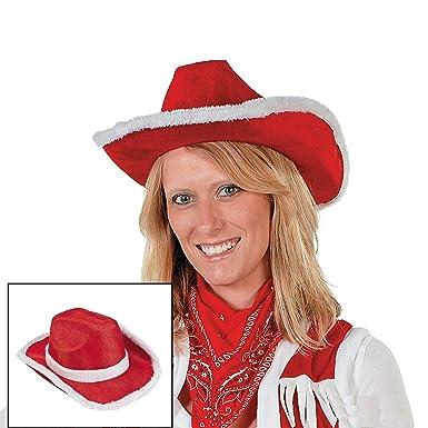 a38e9d3eb97 Fun Express Santa Cowboy Hat - 22