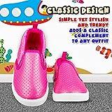 Chillipop [SBK403-PNK-T6 Slip-On Sneakers for