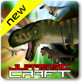 Amazon com: Jurassic Craft Mod for MCPE: Appstore for Android