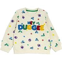 Hey Duggee Stars Boys Crewneck Sweatshirt   Official Merchandise   Age 2-5, Kids Clothing, Jumper, Birthday Gift Idea…