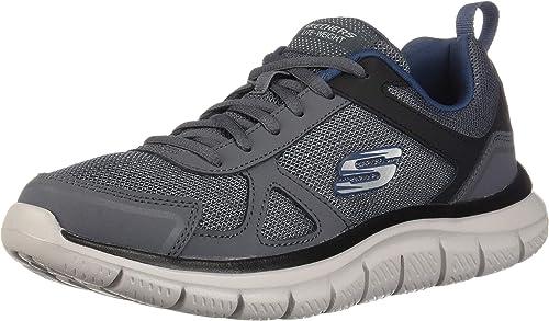 Details zu Skechers Herren Sneaker blau Größe 41 42 43 44 45 46 47 Memory Foam SPORT 52635