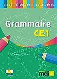 Coloriages codés Grammaire CE1
