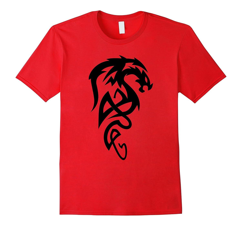 7423c01ed Coolest Tribal Dragon T-Shirt for Men, Women & Kids-BN – Banazatee