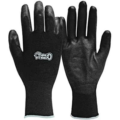 """Big Time Products 25054-26 """"Grease Monkey"""" Max Fit Gorilla Grip Glove - Extra Large (Trim Color May Vary): Automotive"""