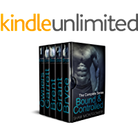 Bound & Controlled: The Complete Series: M/m BDSM Boxed Set