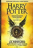 Harry Potter e la maledizione dell'erede. Parte uno e due. Scriptbook. Ediz. speciale (Harry Potter Italian)