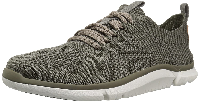 CLARKS Men's Triken Run Sneaker B0734WT5PM 12 D(M) US|Sage