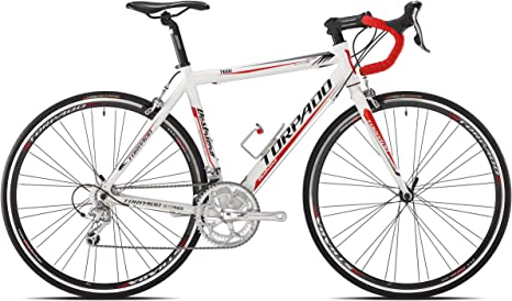 Torpado - Bicicleta de Carretera Destriero, 9V, de Aluminio, Talla ...