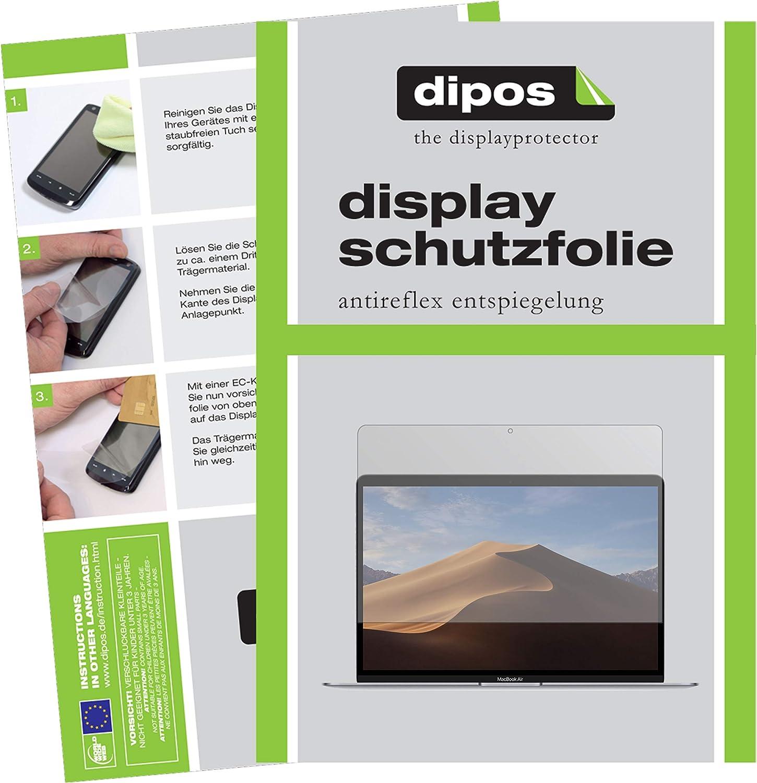 Dipos I 2x Schutzfolie Matt Kompatibel Mit Apple Computer Zubehör