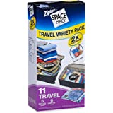 Ziploc Space Bag Travel Bags Variety Pack - Set of 11 Bags