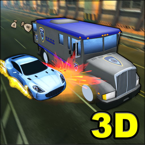 Highway Hei$t - crime rider (Apps Ticket To Ride)