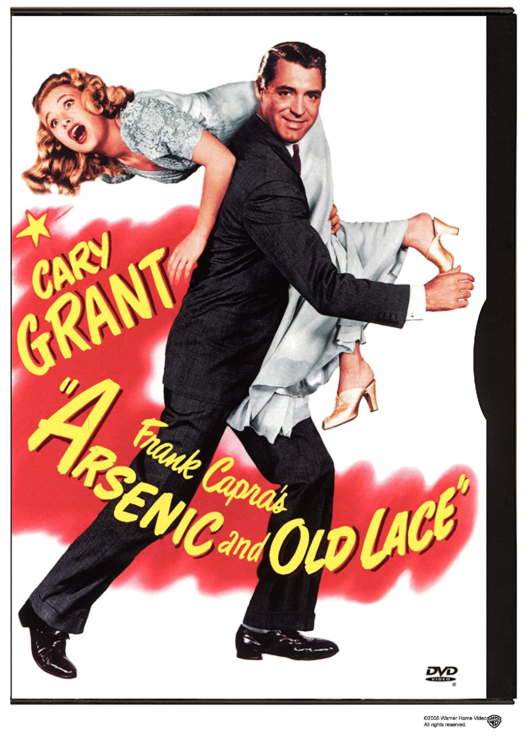 18 Arsenic And Old Lace Classic Movie Advert Film Retro Vintage Poster Photo
