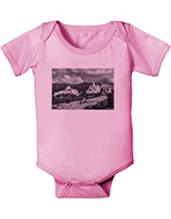 TOOLOUD CO Mountain Forest Scene Infant T-Shirt