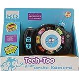 Tech-Too DES15651 Kamera Entdecke Tiere, Formen und Zahlen