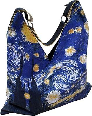 Crossbody bags for women vincent van gogh starry night