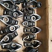 "PRW 0845502 Sportsman Rocker Arm Chrome Moly Roller Tip Pontiac V8 1.65 x  7//16/"""