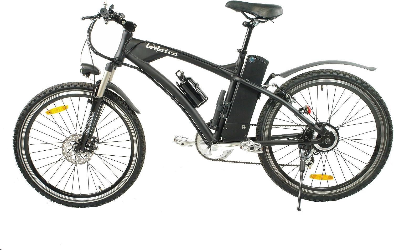 Leviatec Moonshine Pedelec - Bicicleta eléctrica: Amazon.es: Deportes y aire libre