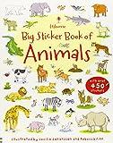 Big Sticker Book of Animals (Usborne First Sticker Books)