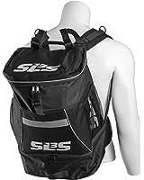SLS3 Triathlon Transition Bag | Tri Backpack | Ideal For Triathlon Gear, Multisport, Cycling, Swimming | 35L | German Designed