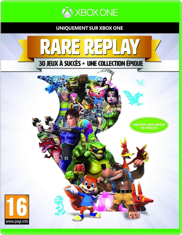 Rare Replay [Importación Francesa]: Amazon.es: Videojuegos