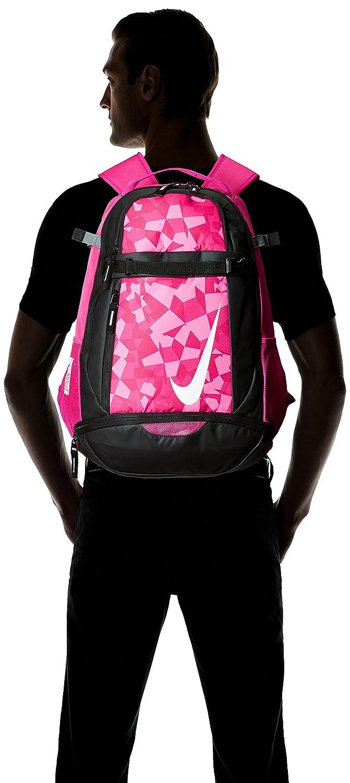 6fbe57f32e Nike Vapor Select 2.0 Graphic Baseball backpack vivid pink  Amazon.co.uk   Clothing