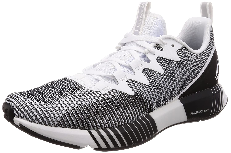 MultiCouleure (blanc Skull gris noir 000) Reebok Fusion Flexweave, Chaussures de Trail Homme 44 EU