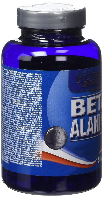 VICTORY ENDURANCE Beta Alanine 90 Caps: Amazon.es: Salud y cuidado personal