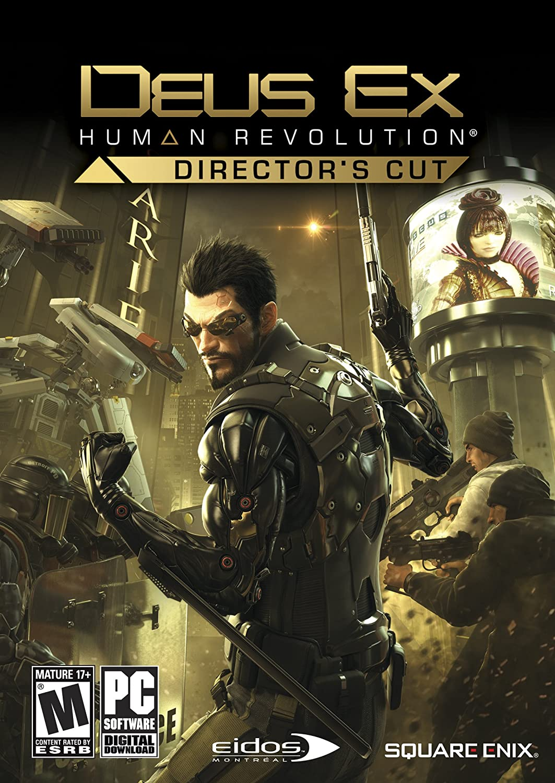Amazon com: Deus Ex Human Revolution: Director's Cut - Xbox 360