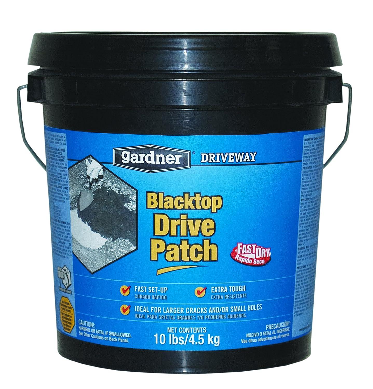 Gardner-Gibson 8071-GA Blacktop Drive Patch (Trowel Grade), 4.79 quarts Pail 025056807106