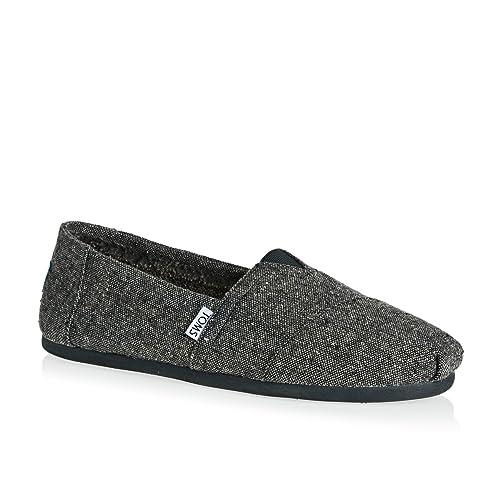 a2eb2721510 TOMS Mens Charcoal Grey Tweed Alpargata Espadrilles  Amazon.co.uk  Shoes    Bags