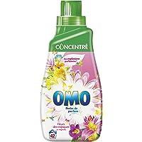 Omo Lessive Liquide Concentrée Fleurs et Magnolia 1,47l 42 Lavages