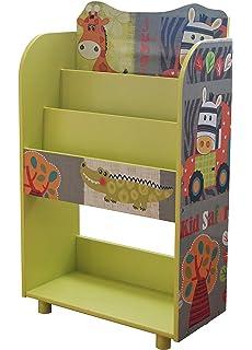 Liberty House Toys TF4802 Kid Safari Bookshelf