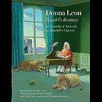 Handel's Bestiary: In Search of Animals in Handel's Operas book cover