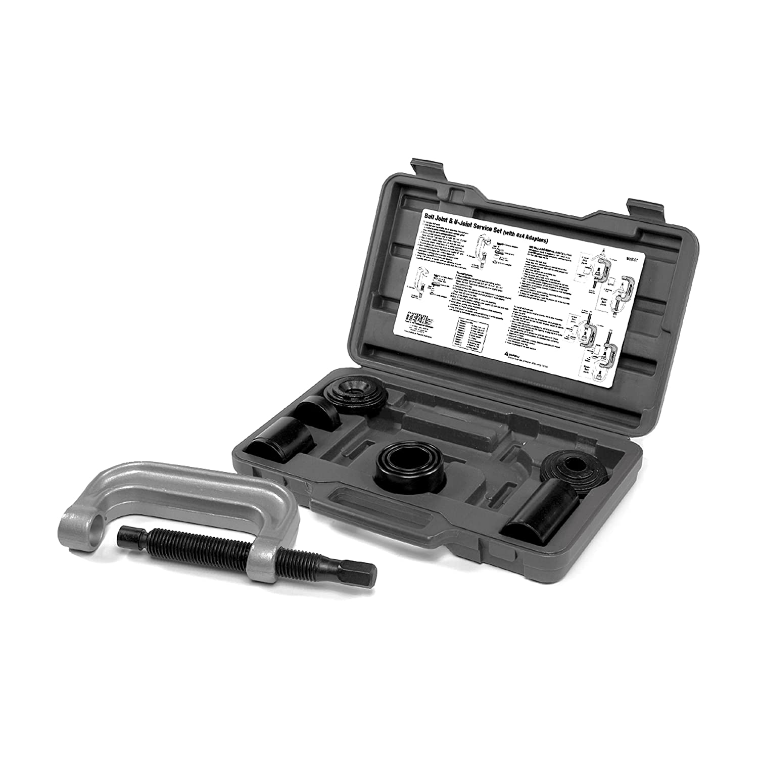 Performance Tool W89305 Master Ball Joint Adapter Set