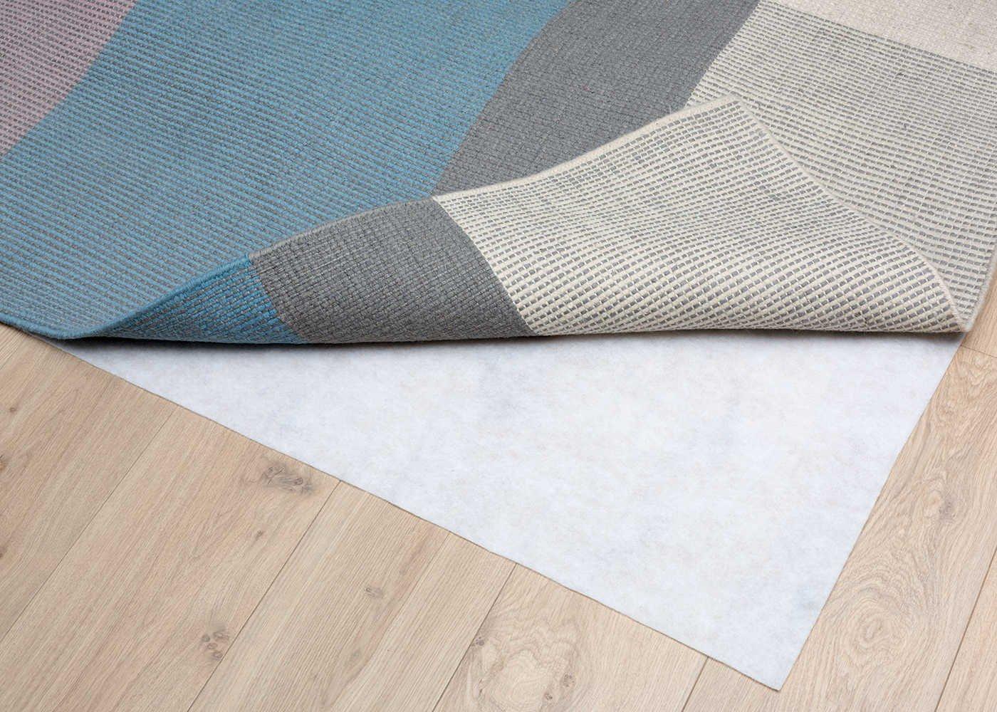 Non Slip Rug Safe Mat Gripper Underlay Rug to Carpet Anti Skid 170cm x 240cm (20