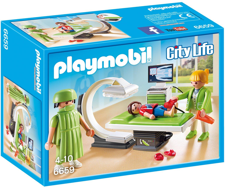 Playmobil Röntgenraum