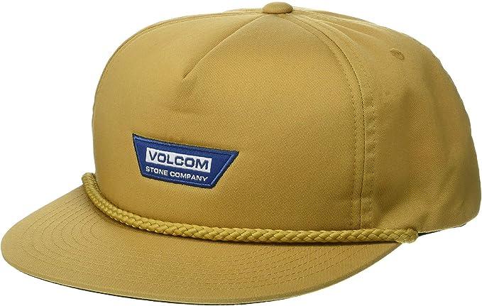 Volcom Trucker Flatbill Snapback Cap ~ Stack