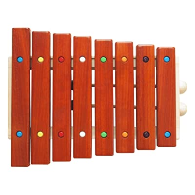 "Wooden xylophone "" GRILLO "": Toys & Games"