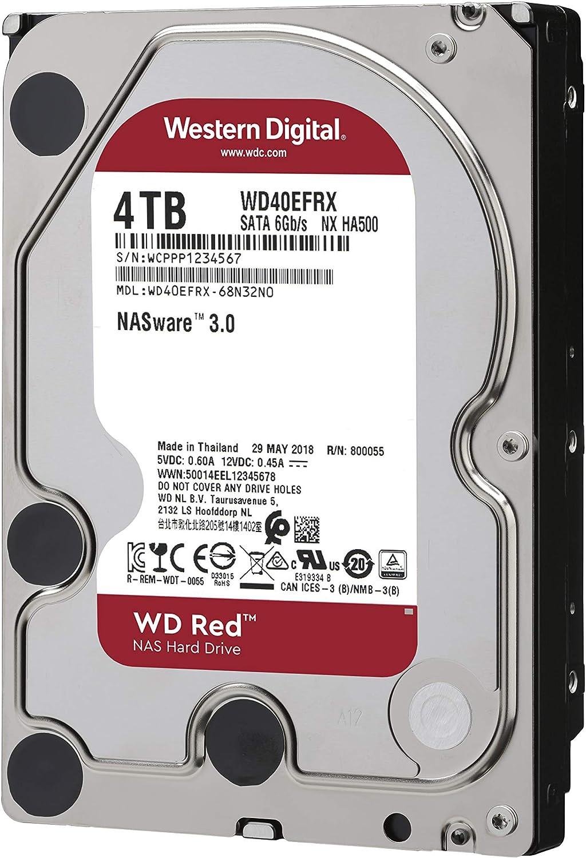 WD Digital - NASware 3.0 Disco Duro, TB (Intellipower, SATA a 6 Gb ...