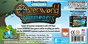 Overworld: Summoners - 5th Player Add-on & Expansion
