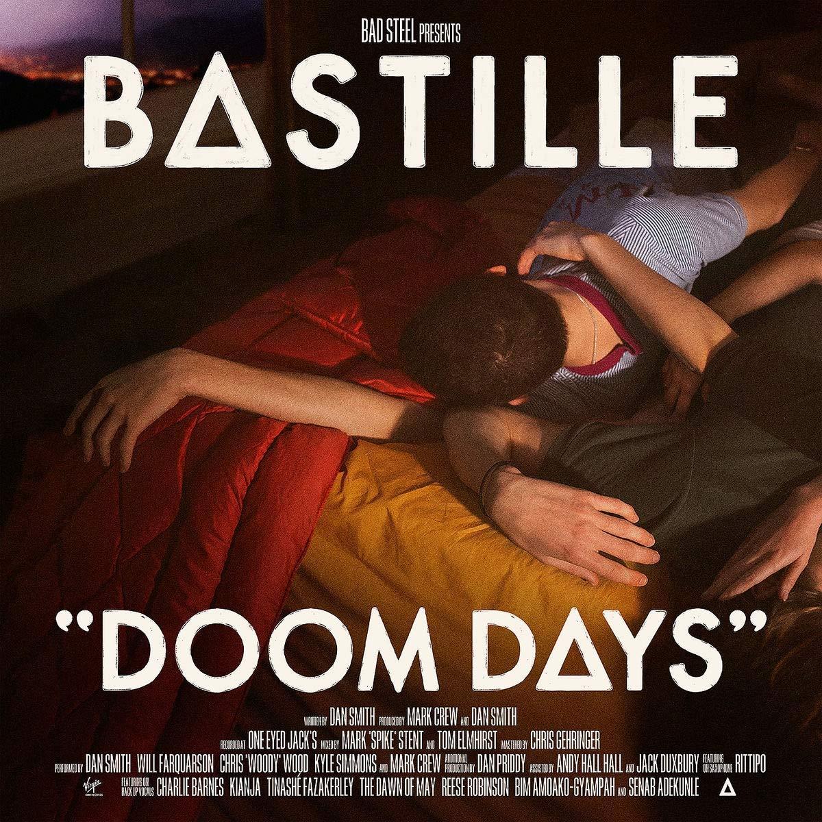 Book Cover: Doom Days