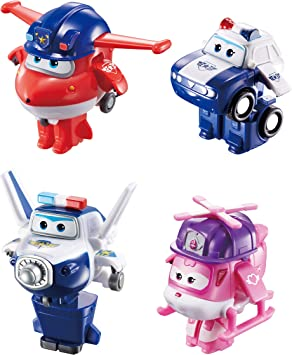 Super Wings Figuras Transformables