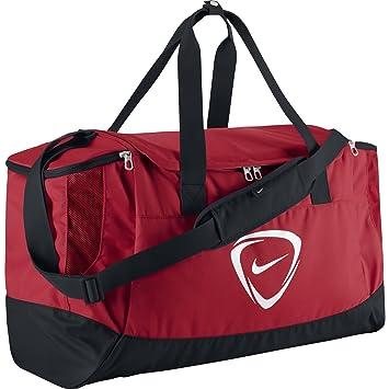 43ea5c1b89 Nike Men s Club Team Duffel - University Red Black White