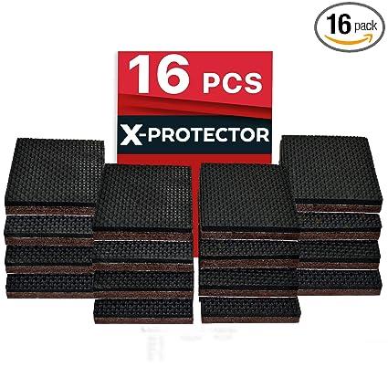 Delicieux X PROTECTOR NON SLIP FURNITURE PADS U2013 PREMIUM 16 Pcs 2u201d Furniture Grippers!